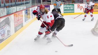Women's Hockey vs. Brown