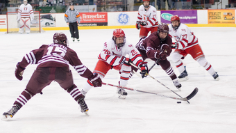 Men's Hockey vs. Colgate