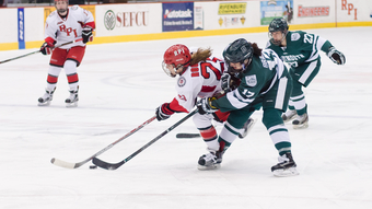 Women's Hockey vs. Dartmouth