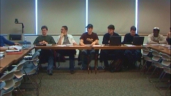 Student Senate Meeting