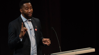 Rensselaer Union Speakers Forum presents Ndaba Mandela: Grandson of Nelson Mandela and Co-Founder of the Africa Rising Foundation