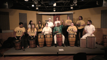 """A Celebration of Rhythm"" with Roots of Africa and Ensemble Congeros"