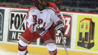 RPI Men's Hockey vs Bentley - 59th Annual RPI Holiday Tournament