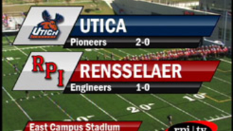 RPI Football vs. Utica