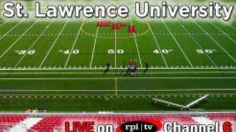 RPI Football vs Saint Lawrence University