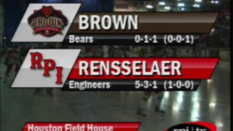 RPI Men's Hockey vs Brown