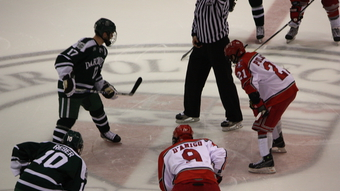 RPI Men's Hockey vs. Dartmouth