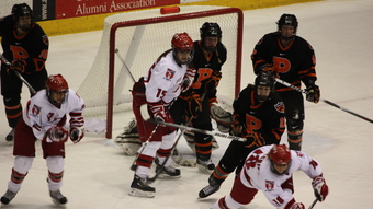 RPI Women's Hockey vs. Princeton