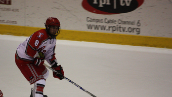 RPI Men's Hockey vs St. Lawrence University