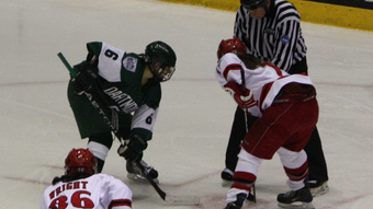RPI Women's Hockey vs. Dartmouth