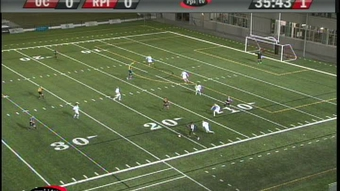 RPI Men's Soccer vs Union (Liberty League Semi-Final)