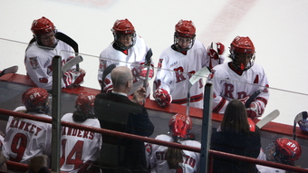 Women's Hockey vs. University of Vermont