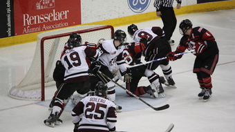 Men's Hockey vs. Union