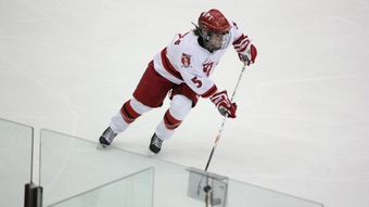 Women's Hockey vs. Harvard