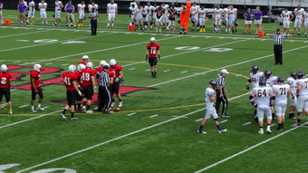 Football vs. Hobart College