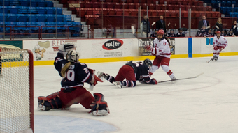 Women's Hockey vs. Robert Morris - Game 1