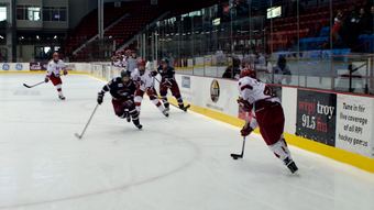 Women's Hockey vs. Robert Morris - Game 2