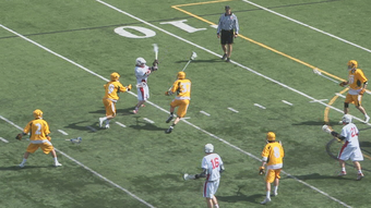 Men's Lacrosse vs. Clarkson