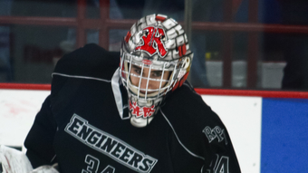 Men's Hockey vs. Harvard (Black Tuesday)