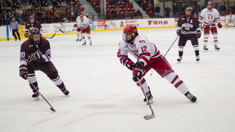 Men's Hockey vs. Colgate University