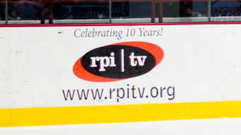 Men's Hockey vs. Union (RPI TV 10th Anniversary)