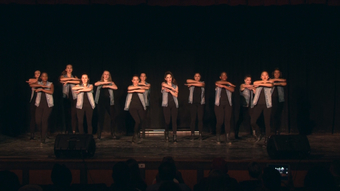 Dance Team - Fall 2015: Down to Dance
