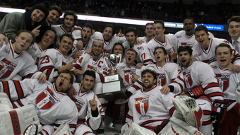 Men's Hockey vs. Union: Mayor's Cup