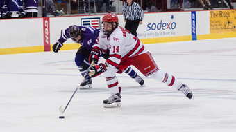 Men's Hockey vs. Niagara University