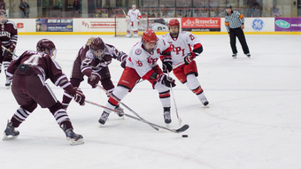 Women's Hockey vs. Colgate