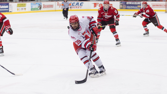 Men's Hockey vs. St. Lawrence